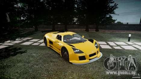 Gumpert Apollo Sport v1 2010 pour GTA 4