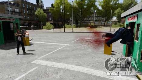 MP5 destroyer pour GTA 4 secondes d'écran