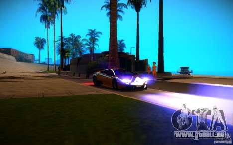 ENBSeries by Inno3D pour GTA San Andreas cinquième écran