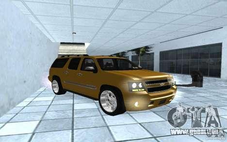 Chevrolet Suburban 2010 für GTA San Andreas