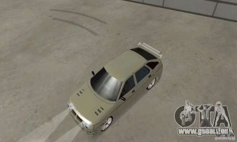LADA 2112-Tuning (F) für GTA San Andreas Rückansicht