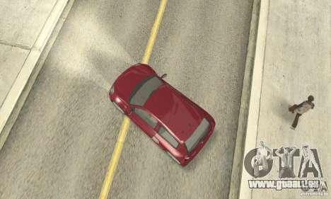 Renault Clio Phase 2 pour GTA San Andreas vue de droite
