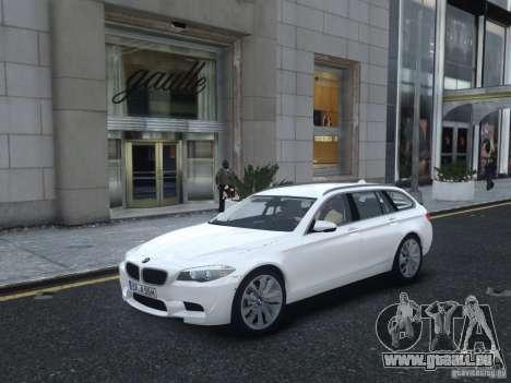 BMW M5 F11 Touring V.2.0 pour GTA 4