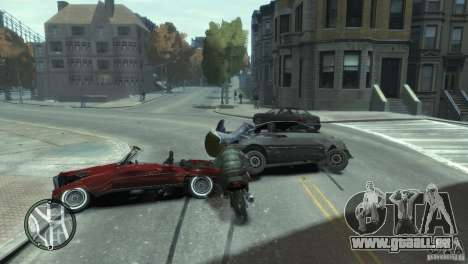 Super Bikes für GTA 4 fünften Screenshot