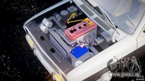 GAZ 24-12 1986-1994 Stock Edition v2.2 pour GTA 4 est un droit