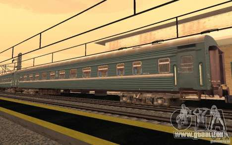 Eisenbahn mod II für GTA San Andreas neunten Screenshot