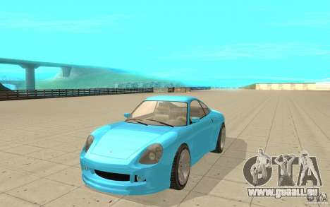 Komet von GTA 4 für GTA San Andreas