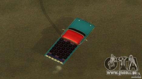 Ford F1000 Bicho für GTA San Andreas zurück linke Ansicht