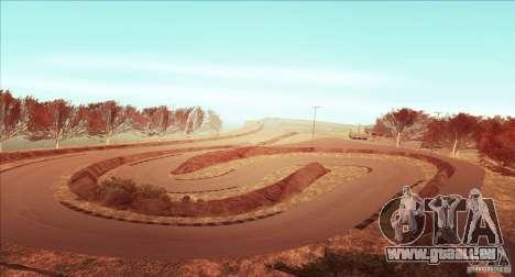 The Ebisu South Circuit pour GTA San Andreas cinquième écran