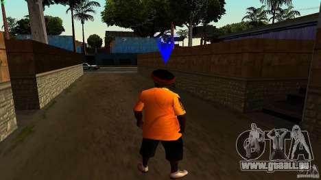 Jamaican Guy für GTA San Andreas her Screenshot