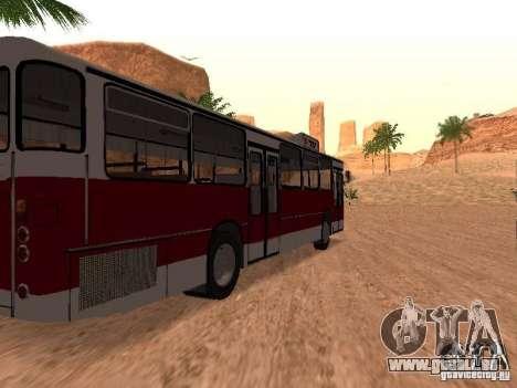 Nouveaux scripts pour les autobus. 2.0 pour GTA San Andreas sixième écran