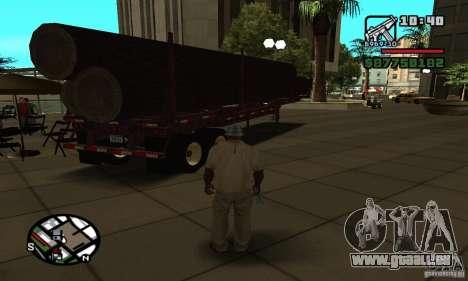 Semi artict2 pour GTA San Andreas