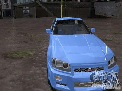 ENBSeries de Rinzler pour GTA San Andreas deuxième écran