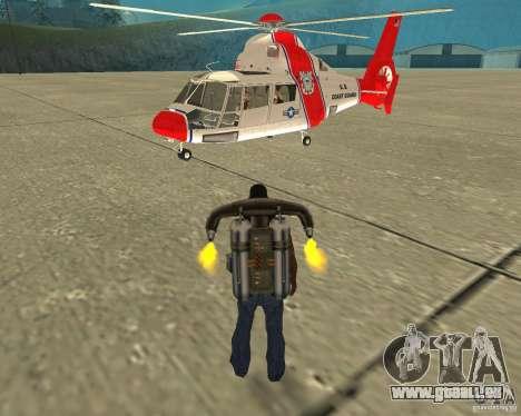 Transport aérien Pak pour GTA San Andreas