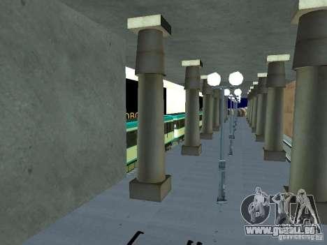 Greatland-Grèjtlènd v0.1 pour GTA San Andreas neuvième écran