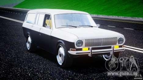 GAZ 24-12 1986-1994 Stock Edition v2.2 pour GTA 4