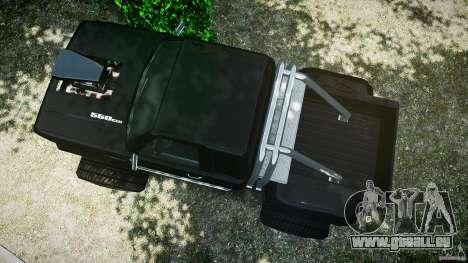 MegaBOB 0.9 für GTA 4 Rückansicht