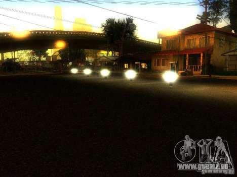 Base de Grove Street pour GTA San Andreas sixième écran