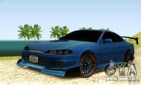 Nissan Silvia S15 Tuned pour GTA San Andreas