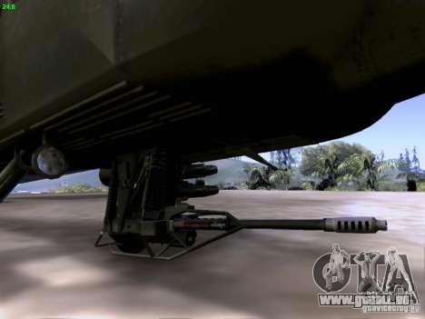 HD Hunter pour GTA San Andreas moteur