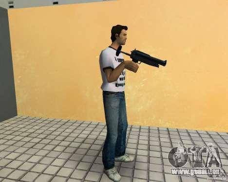 Pak de GTA 4 the Lost and Damned pour le quatrième écran GTA Vice City