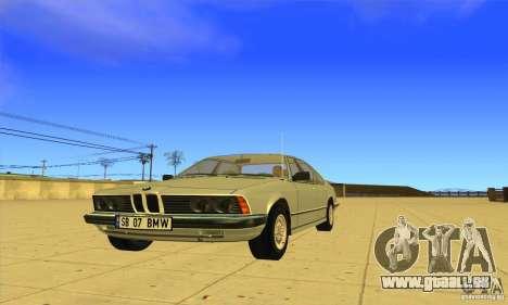 BMW 735i E23 1979 pour GTA San Andreas