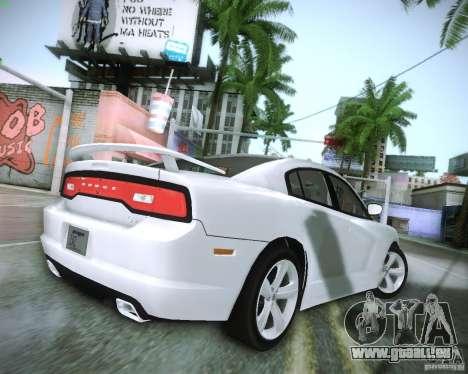 Dodge Charger 2011 v.2.0 für GTA San Andreas rechten Ansicht