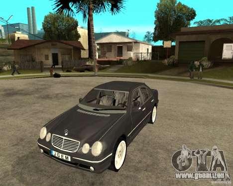 Mercedes–Benz E Class pour GTA San Andreas