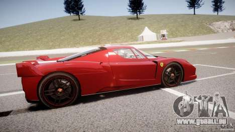 Ferrari FXX pour GTA 4 est une gauche