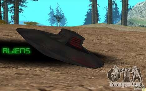 Créatures mystiques pour GTA San Andreas deuxième écran