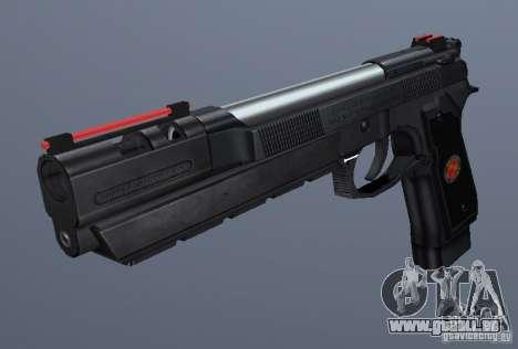 Desert Eagle für GTA San Andreas siebten Screenshot
