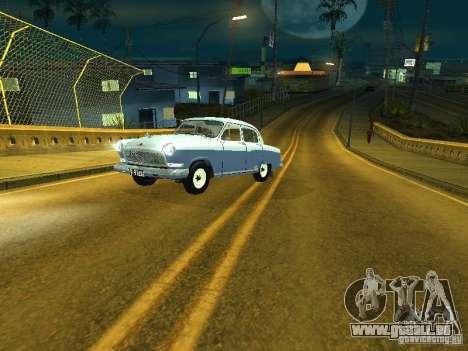 GAZ 21 Wolga für GTA San Andreas