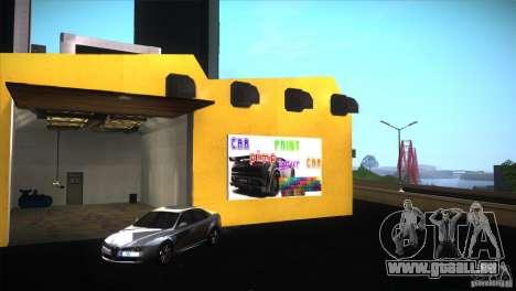 San Fierro Upgrade pour GTA San Andreas huitième écran