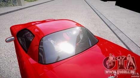 Chevrolet Corvette C5 v.1.0 EPM pour GTA 4 Vue arrière de la gauche