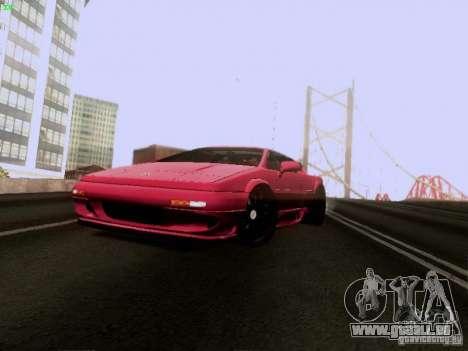 Lotus Esprit V8 für GTA San Andreas Seitenansicht