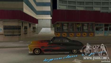 Cuban Hermes HD für GTA Vice City linke Ansicht