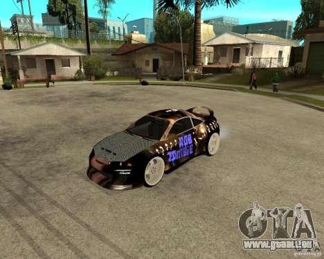 Mitsubishi Eclipse RZ 1998 pour GTA San Andreas