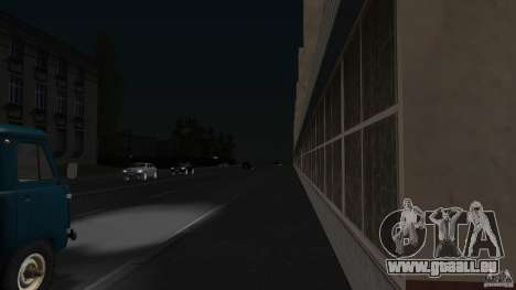 Arzamas bêta 2 pour GTA San Andreas cinquième écran