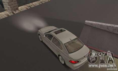 Helle weiße Scheinwerfer für GTA San Andreas