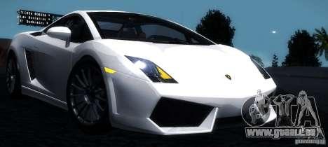 Lamborghini Gallardo LP560-4 pour GTA San Andreas