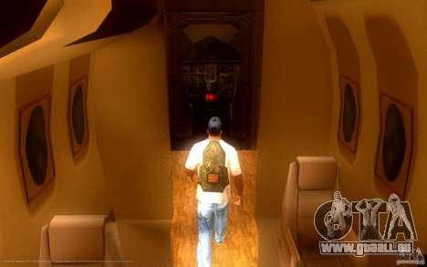 Zatyazhnoj pryzhok 2.0 + longue plongée pour GTA San Andreas deuxième écran