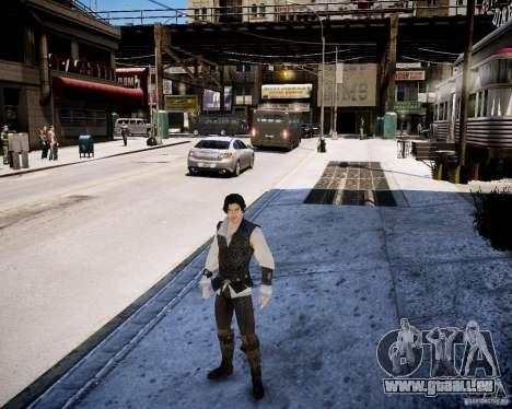 Assasins Creed 2 Young Ezio für GTA 4 fünften Screenshot