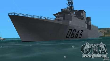 Fregate F70 ASM pour GTA Vice City