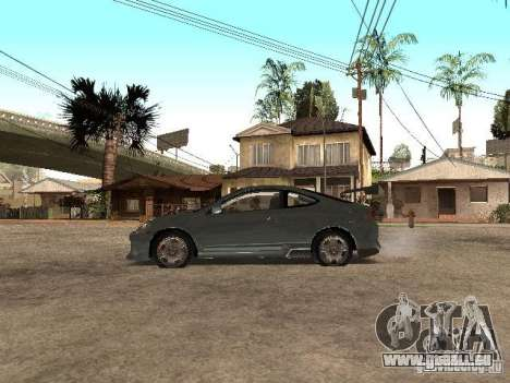 Acura RSX Charge für GTA San Andreas linke Ansicht