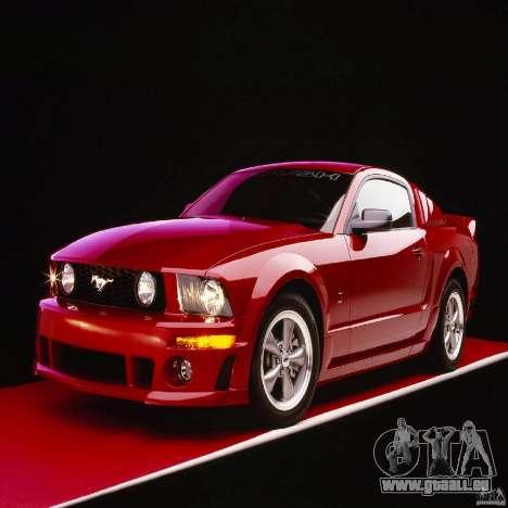 Écrans de chargement dans le style de la Ford Mu pour GTA San Andreas dixième écran