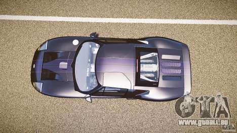 Ford GT1000 2006 Hennessey [EPM] EXTREME VERSION pour GTA 4 vue de dessus