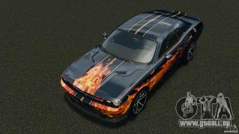 Dodge Challenger SRT8 392 2012 pour GTA 4