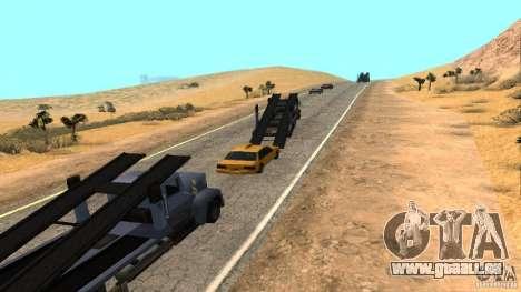 New HQ Roads pour GTA San Andreas septième écran