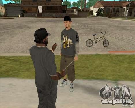 Kauf eine Flasche des Hains für GTA San Andreas dritten Screenshot