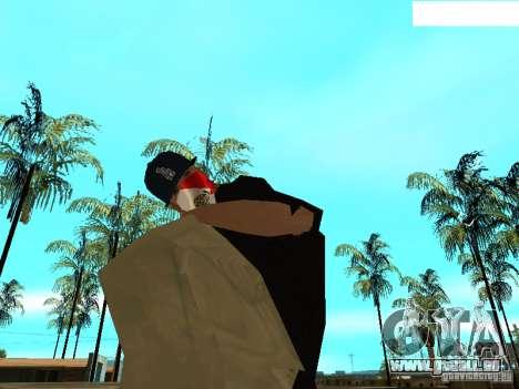 Mexicano Skin für GTA San Andreas fünften Screenshot